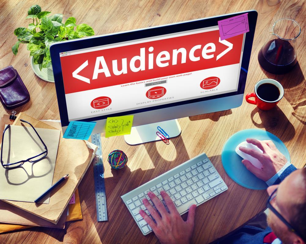 WebSite Audiencde