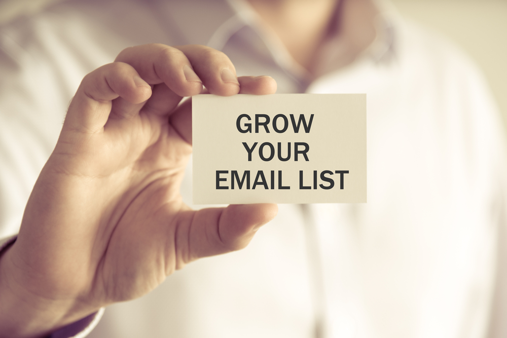 Promote your list