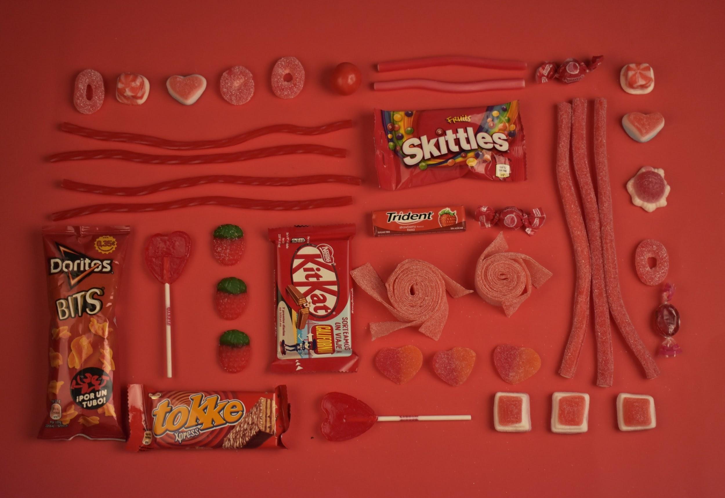 Skittles Chocolate