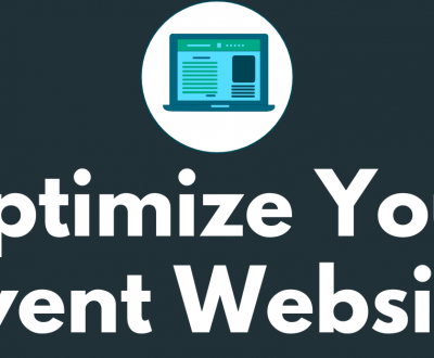 Optimize Your Event Website
